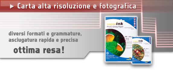 Carta fotografica superink per stampe di qualit www for Carta fotografica epson