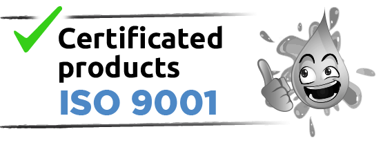 Certificated products